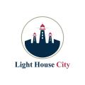 Light House City  logo
