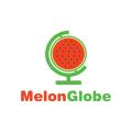 Melon Globe  logo
