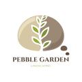 Pebble Garden  logo