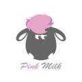 Pink Milk  logo