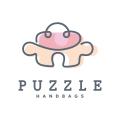 Puzzle Hangbags  logo