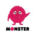 怪物Logo