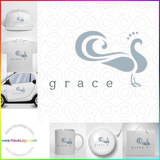 elegant logo - ID:52834