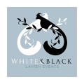 白logo