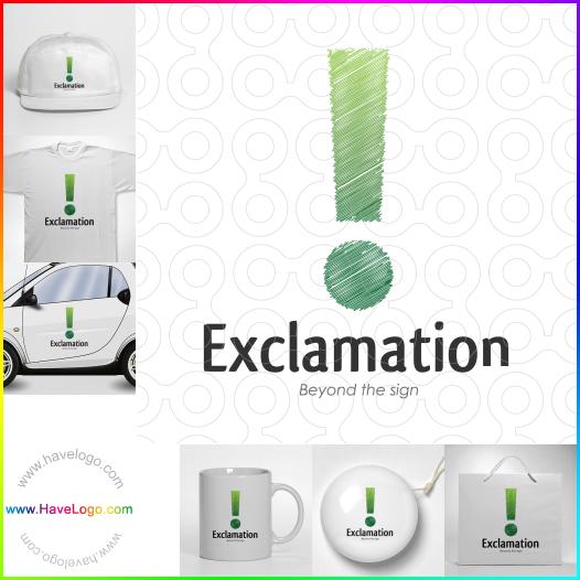 exclamation logo - ID:53006