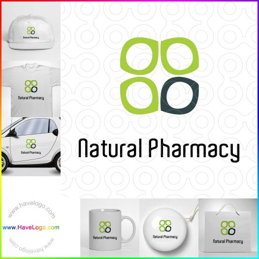 綠色的logo設計 - ID:52964