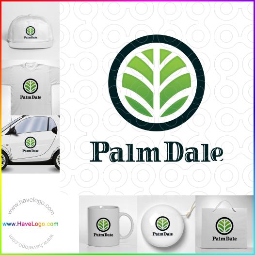 棕櫚logo - ID:59364