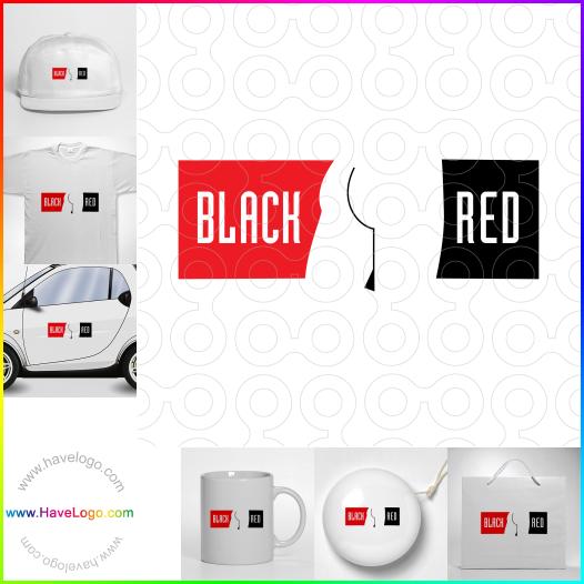 黑色logo設計 - ID:58