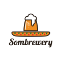 sombrewery  logo