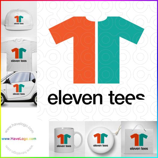 橙色logo設計 - ID:52998