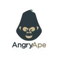 憤怒的猿Logo