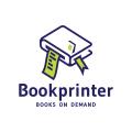 Bookprinter  logo