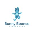 Bunny Bounce  logo