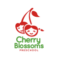 Cherry Blossoms  logo