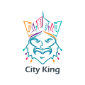 City King  logo