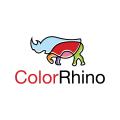Color Rhino  logo