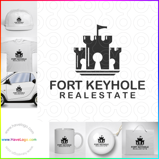 Fort Keyhole Real Estate  logo - ID:65471