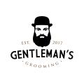 紳士的儀容logo