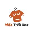 Mr. T-shirt  logo