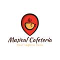 Musical Cafeteria  logo