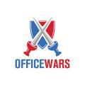 辦公室的戰爭Logo