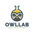 貓頭鷹實驗室Logo