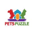 Pets Puzzle  logo