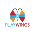 Play Wings  logo