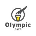 奧運聖火logo