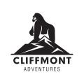 滑雪場Logo