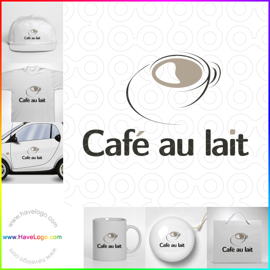 coffee shop logo - ID:243