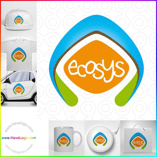 色彩艷麗logo設計 - ID:257