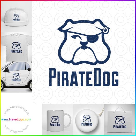 小狗logo設計 - ID:35344