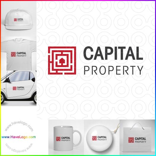 property development logo - ID:56754