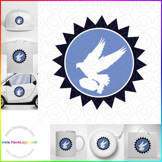 鷹logo設計 - ID:42