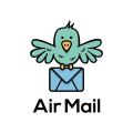航空郵件Logo