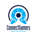 Connect Gamers  logo