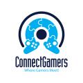 連接玩家Logo