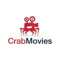 Crab Movies  logo