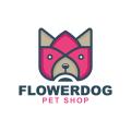 花狗Logo
