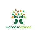 Garden Stories  logo
