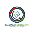 Global investment  logo