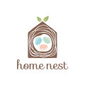Home Nest  logo