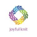 快樂編織Logo