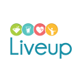 Liveup  logo