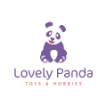 Lovely Panda  logo