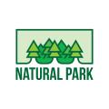 自然公園Logo