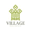 村房地產Logo