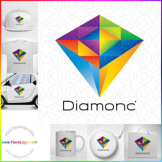 abstract logo - ID:53061