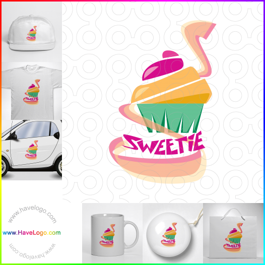 糖果logo設計 - ID:17548